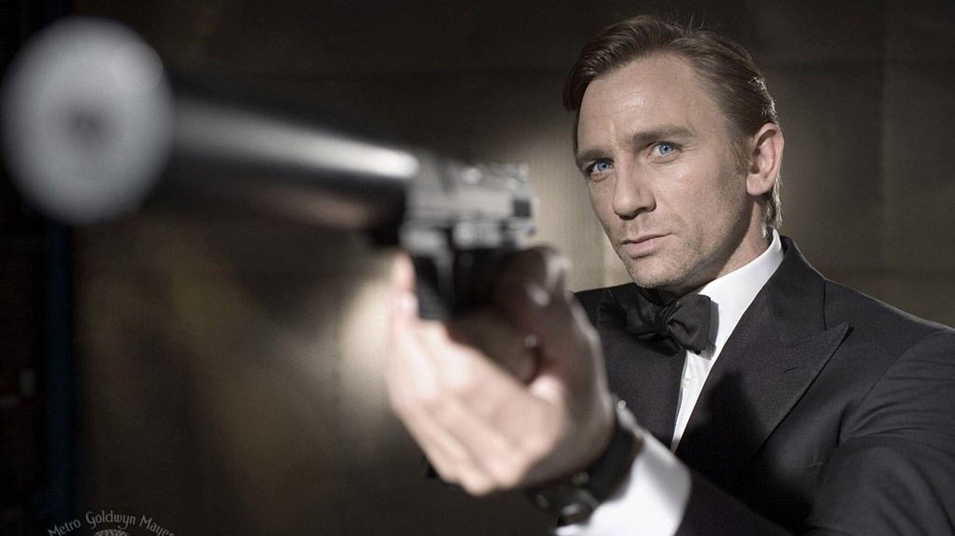 James Bond. - Sputnik Việt Nam, 1920, 13.10.2021