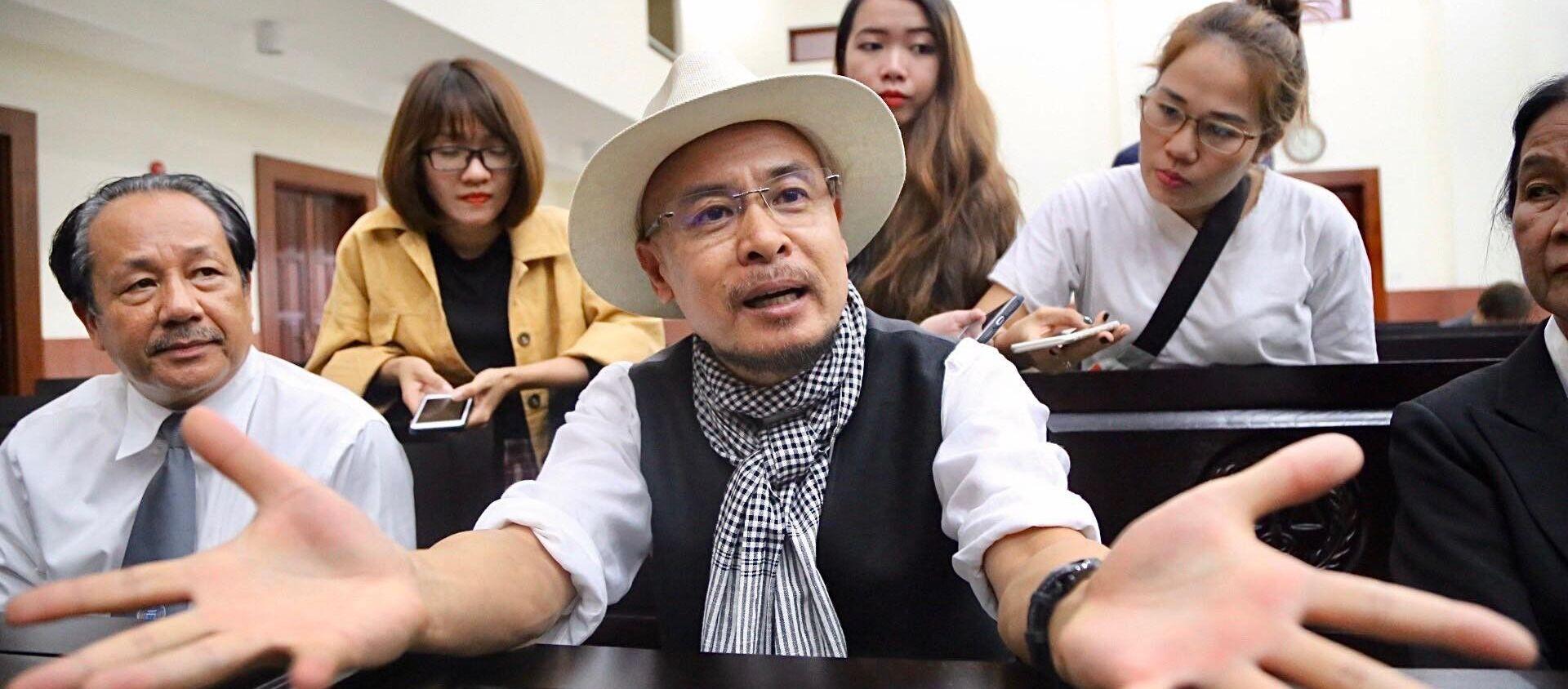 Ông Đặng Lê Nguyên Vũ  - Sputnik Việt Nam, 1920, 05.12.2019
