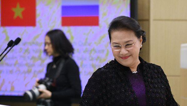 Chuyến thăm chính thức của bà Nguyễn Thị Kim Ngân, Chủ tịch Quốc hội Việt Nam tới Liên bang Nga - Sputnik Việt Nam