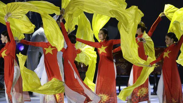 Lễ bế mạc SEA Games 30  - Sputnik Việt Nam