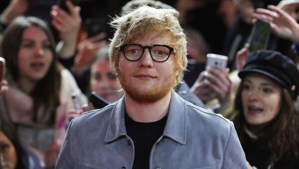 Nhạc sĩ người Anh Ed Sheeran - Sputnik Việt Nam