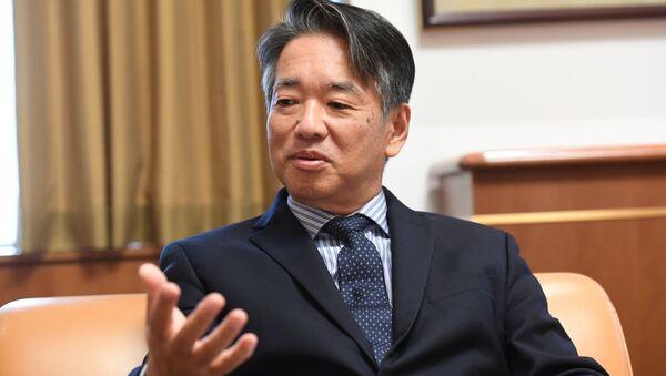 Đại sứ Nhật Bản tại Liên bang Nga Toyohisa Kodzuki - Sputnik Việt Nam