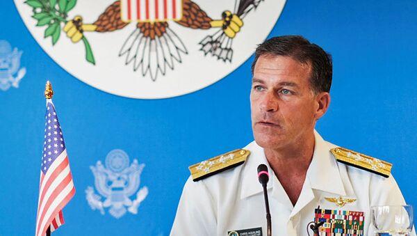 Đô đốc John Aquilino - Sputnik Việt Nam