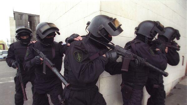 Lực lượng đặc biệt Alpha của FSB Nga. - Sputnik Việt Nam