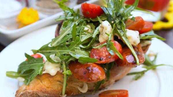 Сэндвич с рукколой  - Sputnik Việt Nam