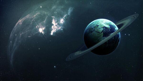 Trái đất đã từng có vành đai giống sao Thổ (Ảnh minh họa) - Sputnik Việt Nam