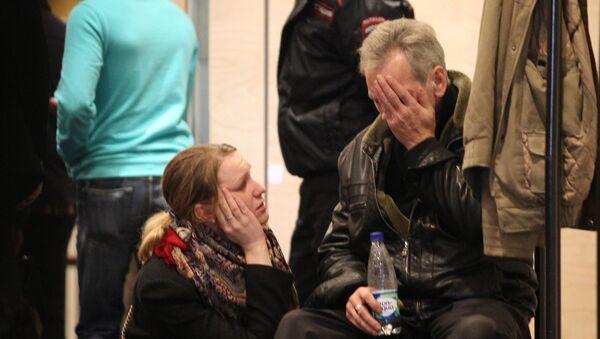 Sân bay Pulkovo - Thân nhân hành khách thiệt mạng trong tai nạn máy bay ở Ai Cập - Sputnik Việt Nam
