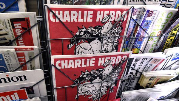 Charlie Hebdo - Sputnik Việt Nam