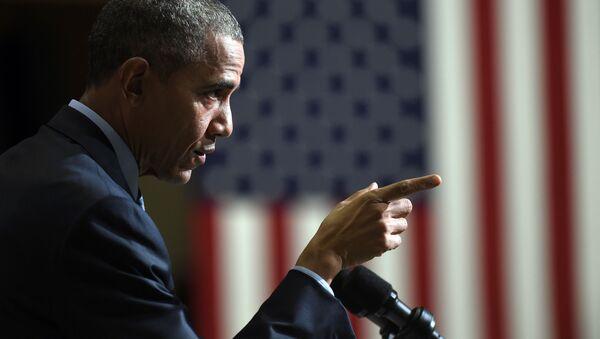 Barack Obama - Sputnik Việt Nam