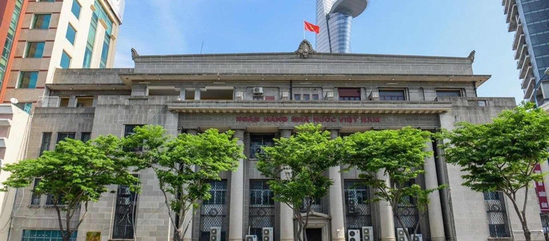 Việc bị hạ triển vọng tín nhiệm có thể ảnh hưởng đến việc huy động vốn từ nước ngoài của các ngân hàng. Ảnh minh họa: Quỳnh Trang. - Sputnik Việt Nam, 1920, 20.12.2019