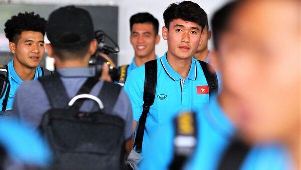 Nhưng xem điều HLV Park Hang Seo hài lòng nhất là tinh thần, các ca chấn thương ở U23 Việt Nam đã bình phục hoàn toàn để hướng đến VCK U23 châu Á 2020 - Sputnik Việt Nam