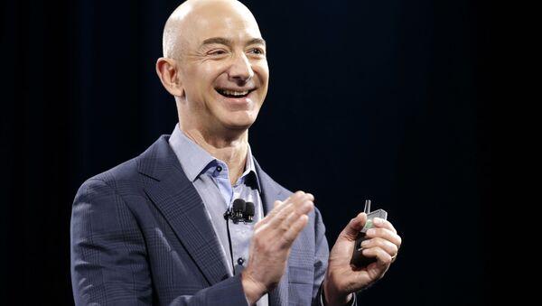 Jeff Bezos. - Sputnik Việt Nam