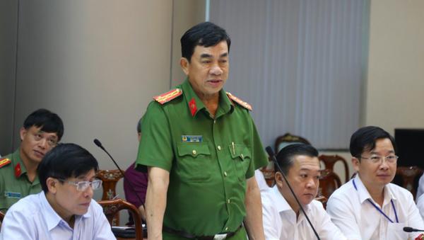 Đại tá Văn Quyết Thắng – Phó Giám đốc Công an tỉnh Đồng Nai. - Sputnik Việt Nam
