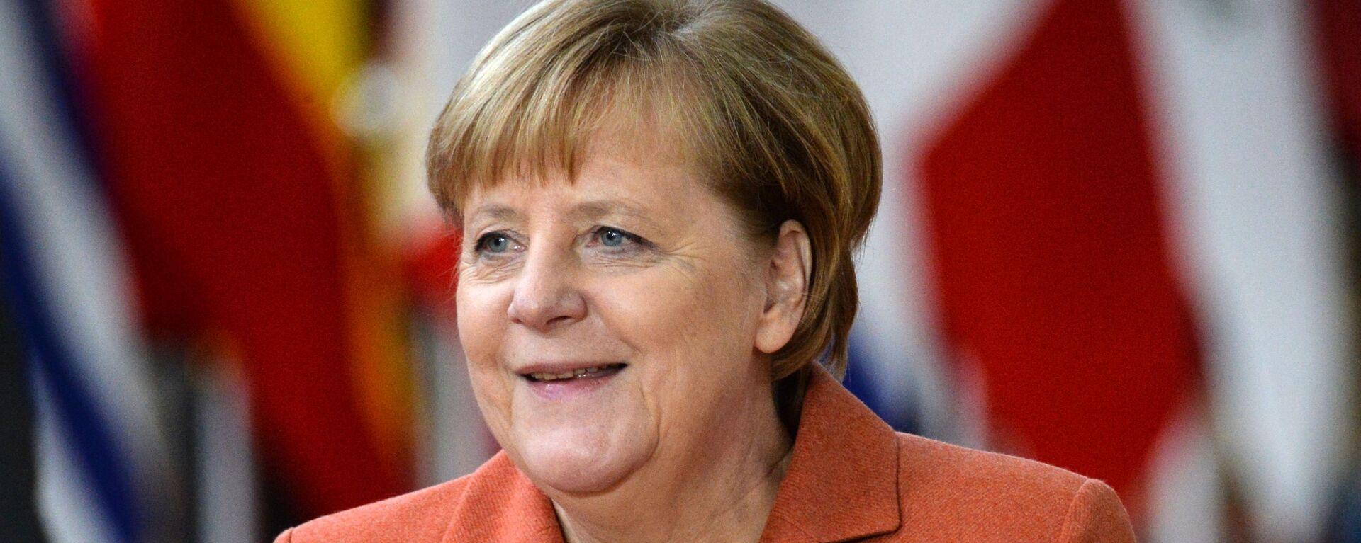Thủ tướng Đức Angela Merkel - Sputnik Việt Nam, 1920, 26.09.2021