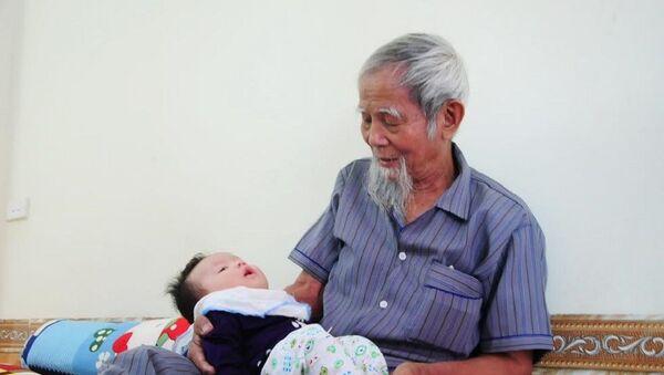 Ông Lê Đình Kình dám đứng lên chống bất công bạo quyền nhưng không bao giờ thù hận con người. - Sputnik Việt Nam