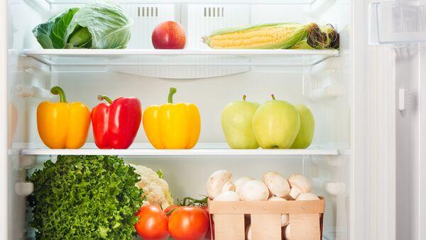 Tủ lạnh thực phẩm - Sputnik Việt Nam