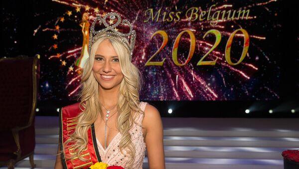 Hoa hậu Bỉ - 2020 Celine Van Uytsel - Sputnik Việt Nam