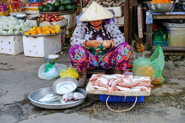 Chợ trên đảo Phú Quốc, Việt Nam - Sputnik Việt Nam