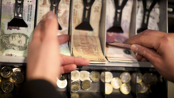 Đồng peso của Argentina - Sputnik Việt Nam