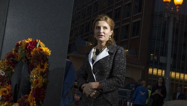 Cựu đệ nhất phu nhân của Ukraina Maryna Poroshenko - Sputnik Việt Nam