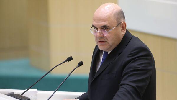 Thủ tướng mới của Liên bang Nga Mikhail Mishustin - Sputnik Việt Nam