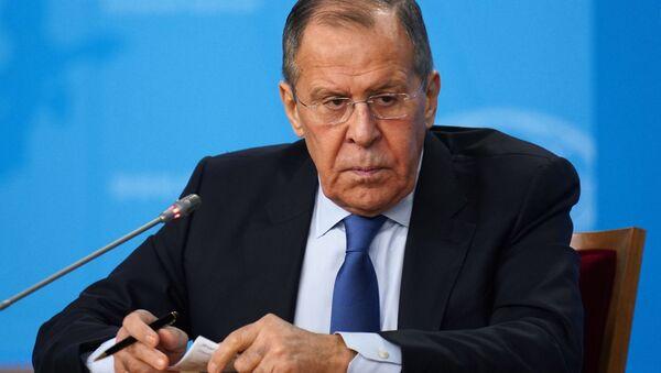 Quyền Bộ trưởng Bộ Ngoại giao Liên bang Nga Sergei Lavrov. - Sputnik Việt Nam