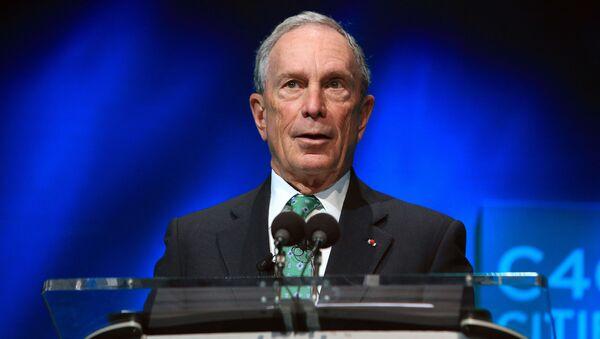 Michael Bloomberg - Sputnik Việt Nam