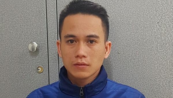 Một trong những người liên quan đường dây bán phần mềm gián điệp. - Sputnik Việt Nam