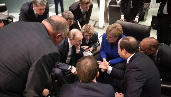 Hội nghị quốc tế về Libya tại Berlin  - Sputnik Việt Nam