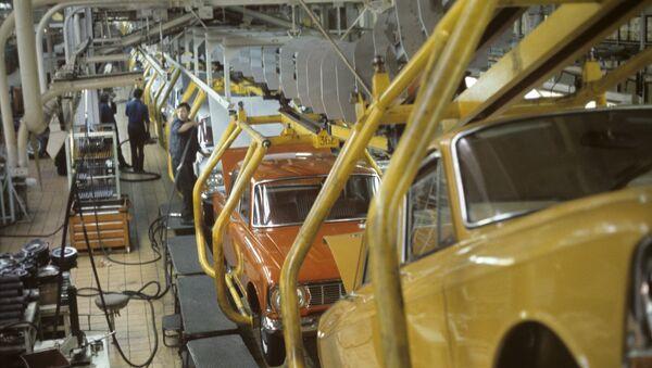 Moskvich – xe hơi huyền thoại của Liên Xô và Nga - Sputnik Việt Nam