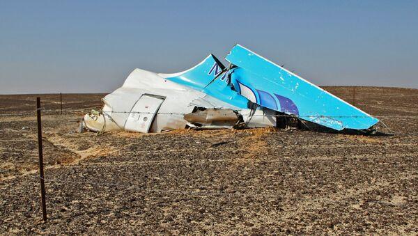 Máy bay Nga Airbus A321 rơi tại Ai Cập - Sputnik Việt Nam