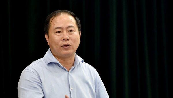 Chủ tịch Tổng Công ty Đường sắt Việt Nam Vũ Anh Minh - Sputnik Việt Nam