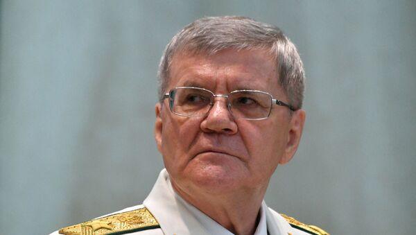 Tổng công tố viên Yuri Chaika - Sputnik Việt Nam