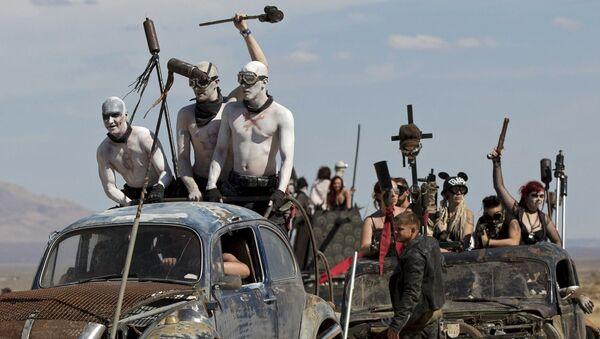 Người hâm mộ bộ phim Mad Max - Sputnik Việt Nam
