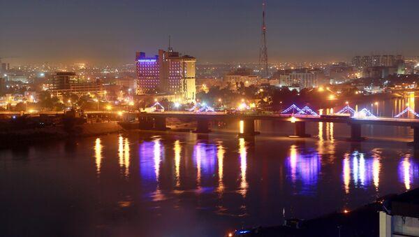 Khu vực Vùng Xanh tại  Baghdad  (Iraq) - Sputnik Việt Nam