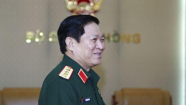 Bộ trưởng Quốc phòng Ngô Xuân Lịch. - Sputnik Việt Nam