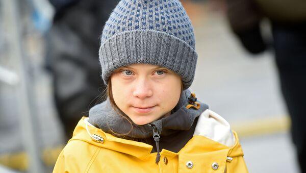 Greta Thunberg - Sputnik Việt Nam