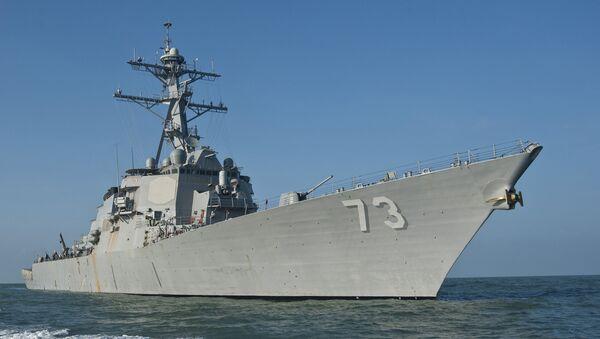 USS Decatur - Sputnik Việt Nam