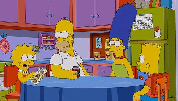 Phim hoạt hình The Simpsons  - Sputnik Việt Nam