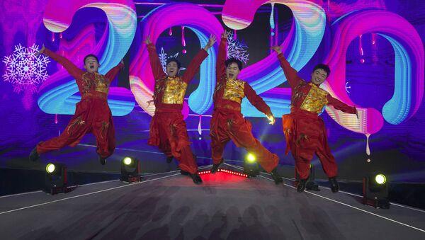Lễ đón Năm mới 2020 ở Trung Quốc - Sputnik Việt Nam