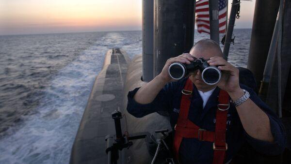 Tàu ngầm USS Florida loại Ohio  - Sputnik Việt Nam