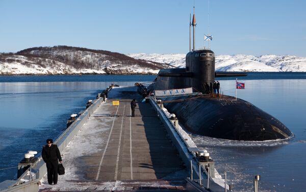 Tàu ngầm K-114 Tula dự án 667BDRM Delfin - Sputnik Việt Nam