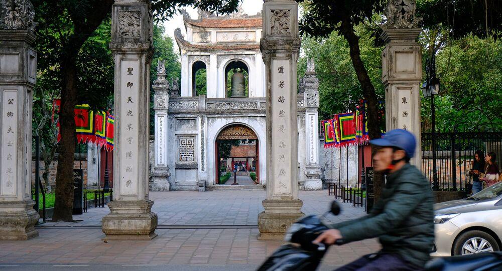 Cuộc sống thường nhật trên những con phố Hà Nội