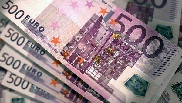 Tiền giấy Euro - Sputnik Việt Nam