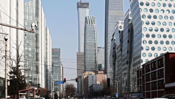 Khu trung tâm thương mại Bắc Kinh - Gomao - Sputnik Việt Nam