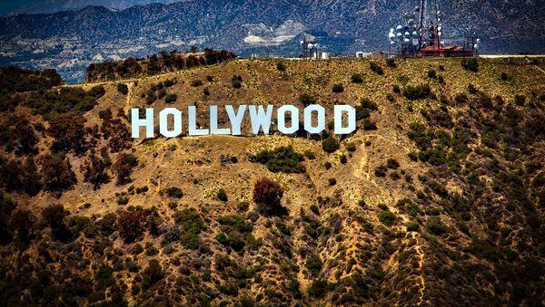 Dòng chữ Hollywood ở Los Angeles, Hoa Kỳ - Sputnik Việt Nam