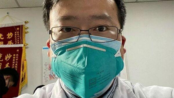 Bác sĩ Vũ Hán bị cảnh sát triệu tập vì thông báo về virus Corona đã chết - Sputnik Việt Nam