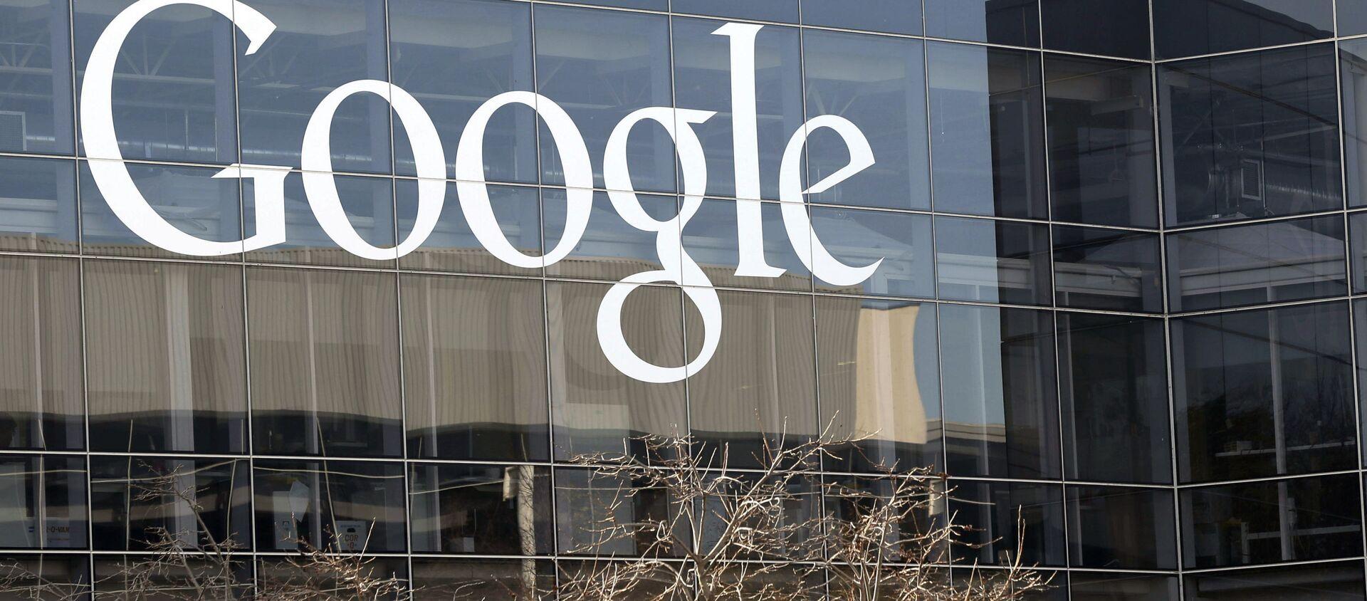 Trụ sở chính của Google tại Mountain View, Hoa Kỳ - Sputnik Việt Nam, 1920, 13.07.2021