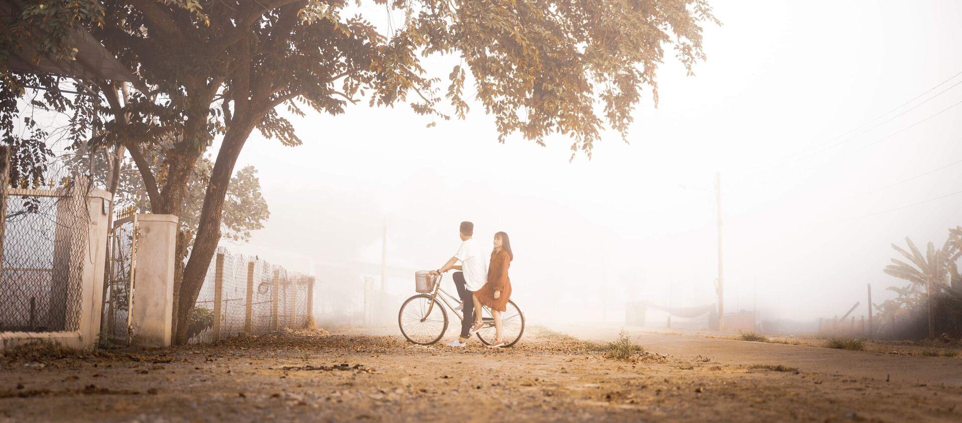 Bức ảnh Câu chuyện tình yêu của nhiếp ảnh gia Việt Nam, được giới thiệu tại cuộc thi The World Best Photos of # Love2020 - Sputnik Việt Nam, 1920, 14.02.2020