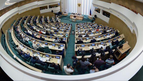 Hội đồng Liên bang Nga - Sputnik Việt Nam